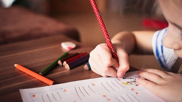 teaching detail in creative writing by kids