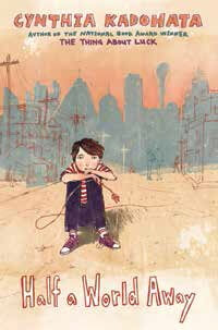 Half a World Away book cover