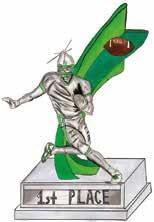 If Only winner trophy