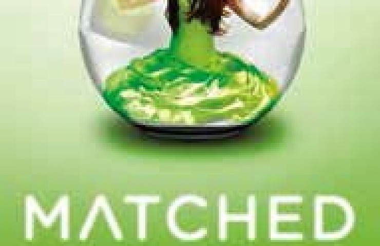Matched book cover
