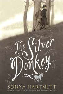 The Silver Donkey book cover