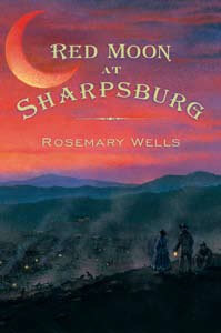 Red Moon at Sharpsburg book cover
