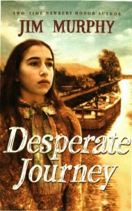 Desperate Journey book cover