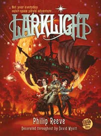 Larklight book cover