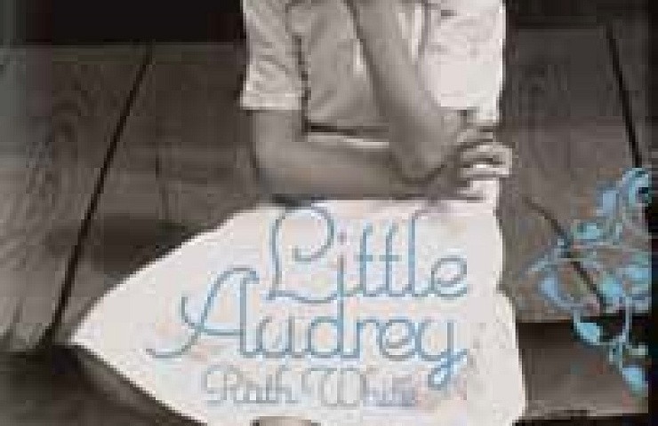 Little Audrey book cover