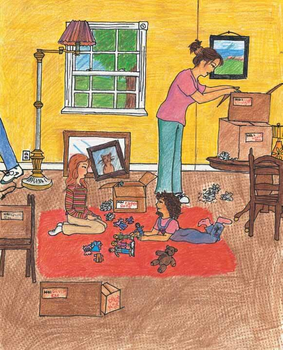 The Blueberry Family children playing