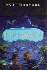 The Dragonfly Pool book cover