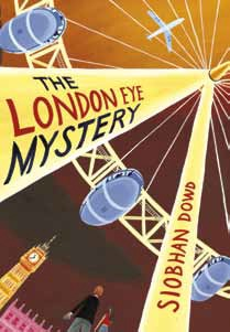 The London Eye Mystery book cover