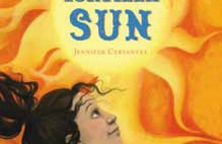 Tortilla Sun, book cover