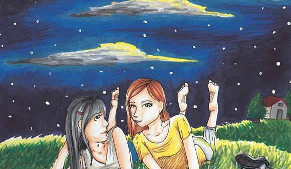Infinite Field Sylvia introduces Jess to a world of fireflies, stars and freedom
