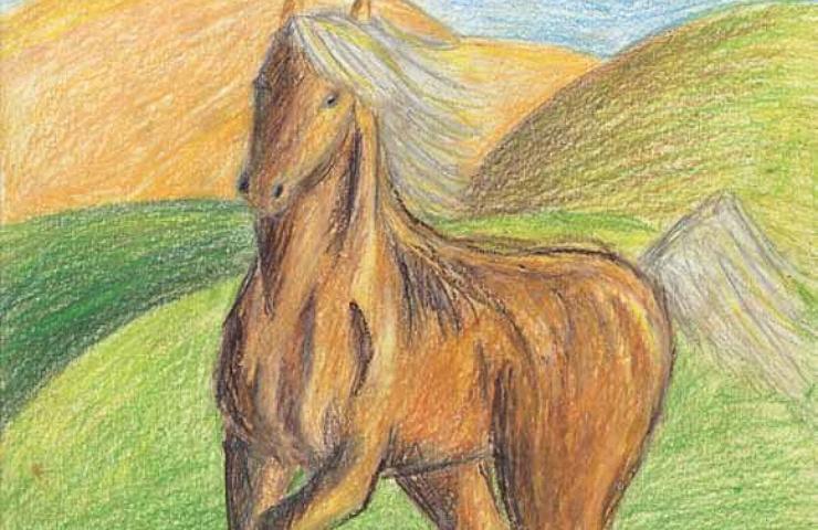 Diablo's Apology horse