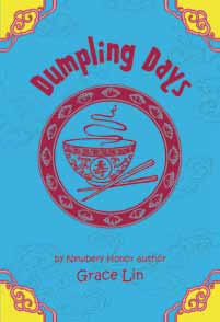 Dumpling Days book cover