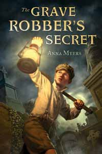 The Grave Robber's Secret book cover