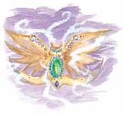 Adrin's Chase owl diadem