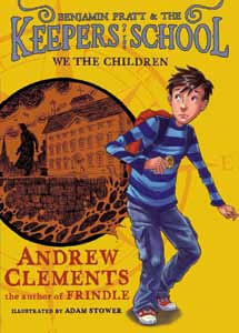 We the Children (Benjamin Pratt and the Keepers of the School) book cover