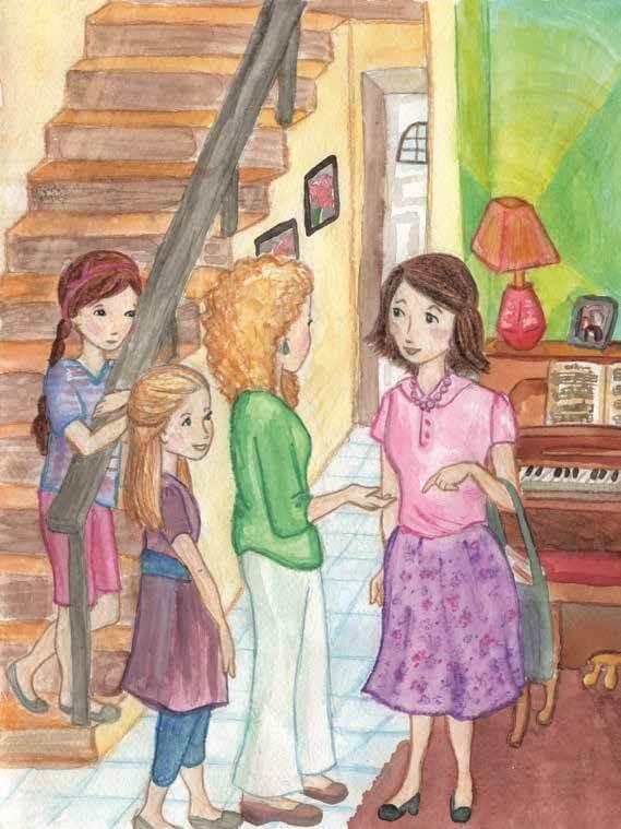 Memories and Beginnings meeting new piano teacher