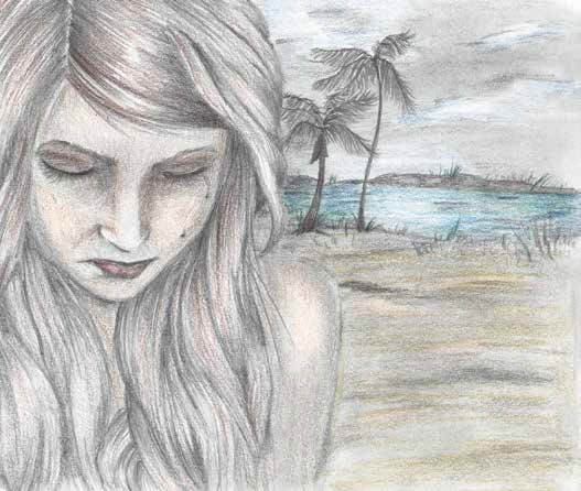 Imprisoning the Manatees girl crying