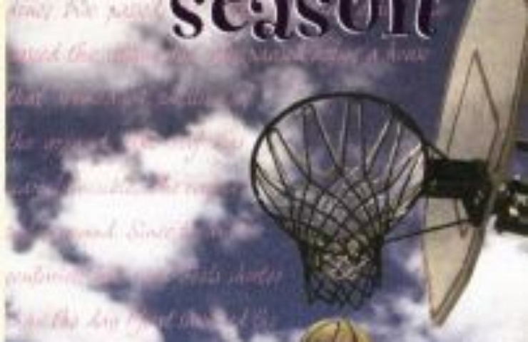 The Rhyming Season book cover