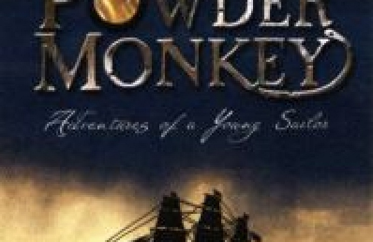 Powder Monkey book cover