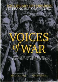 Voices of War book cover
