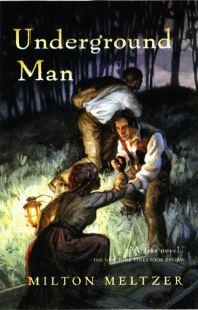 Underground Man book cover