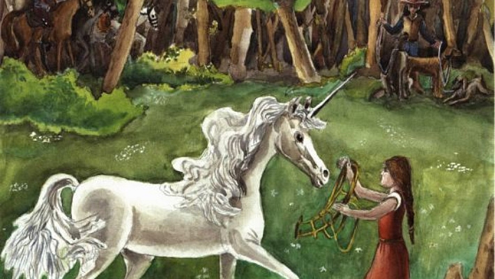 To Kill a Unicorn trying to capture a unicorn