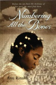 Numbering All the Bones book cover