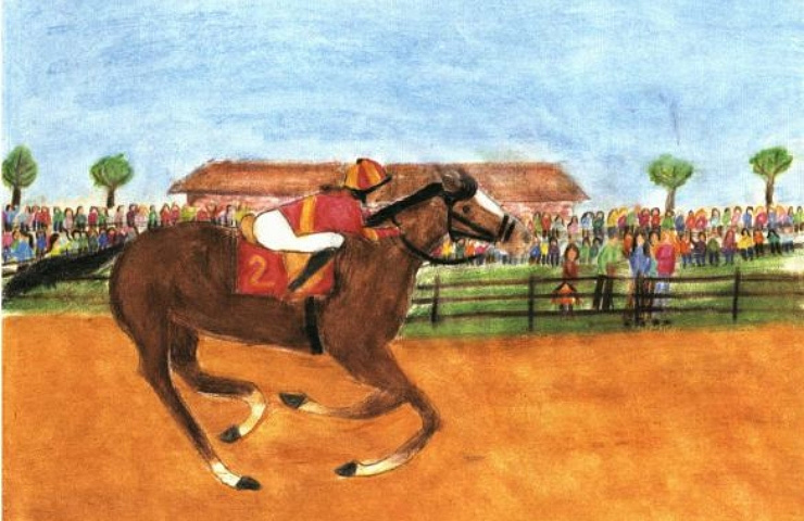 The Final Race horse racing