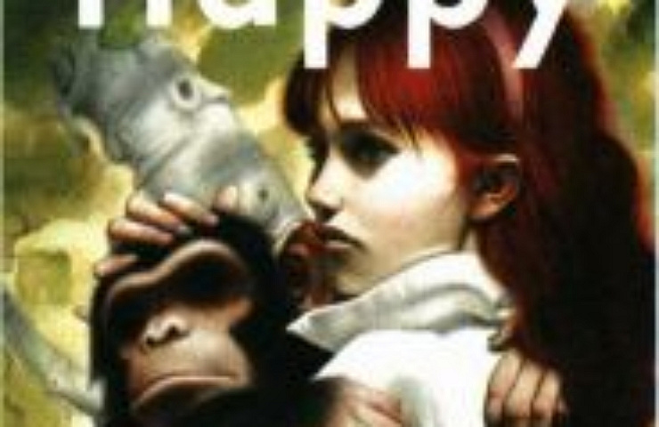 Hurt Go Happy book cover