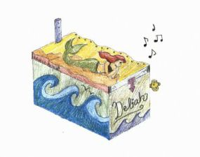 The Nickname Game box full of imagination
