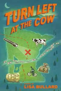 Turn Left at the Cow book cover