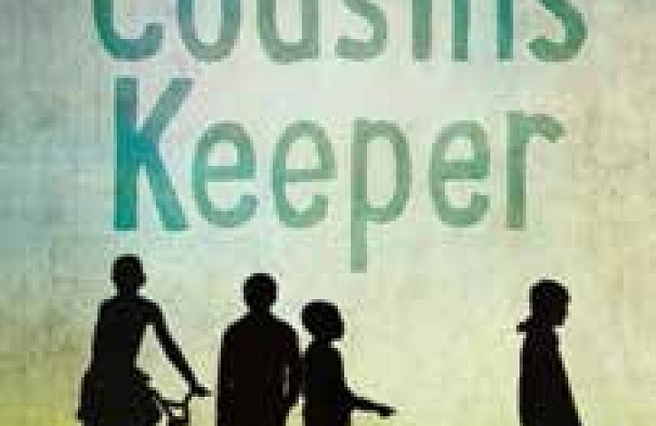 My Cousin's Keeper book cover
