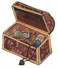 The Butterfly Box box