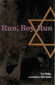 run boy run book cover
