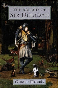 the ballad of sir dinadan book cover