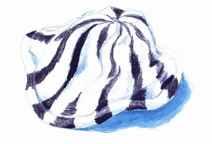 elf hat fluffy stripe hat