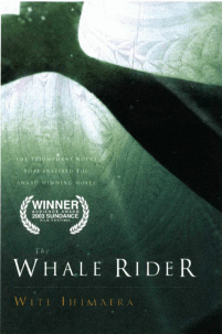 The Whale Rider book cover