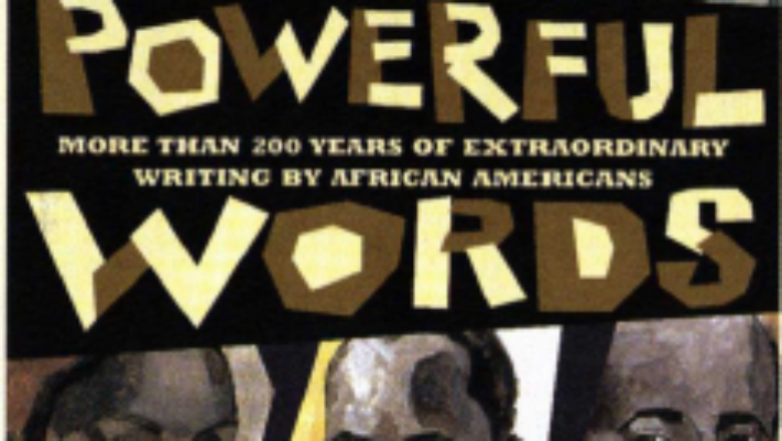 Powerful Words book cover