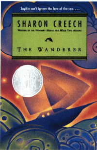 The Wanderer book cover