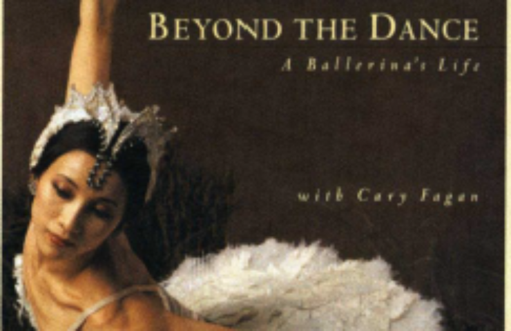 Beyond the Dance book cover