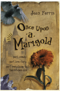 Once Upon a Marigold book cover