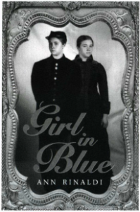 Girl in Blue book cover