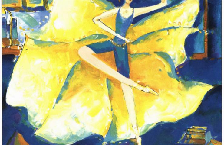 Turning Point dancing ballet