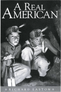 A Real American book cover