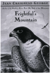 Frightful's Mountain book cover