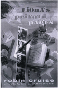 Fiona's Private Pages book cover