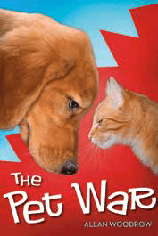 The Pet War book cover