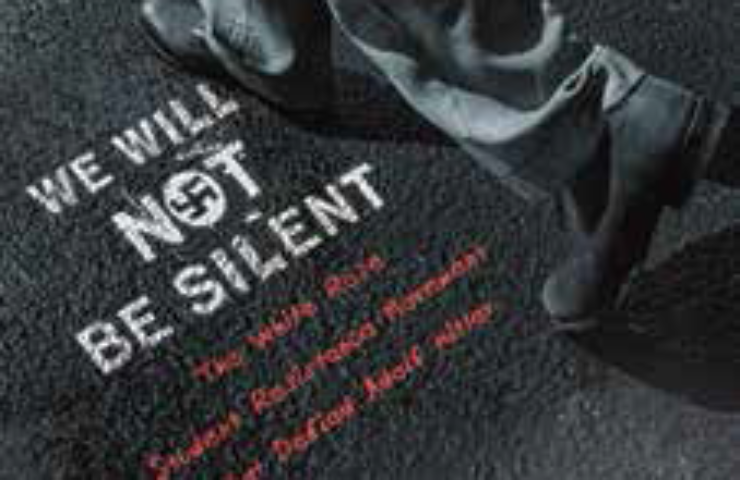 We Will Not Be Silent book cover