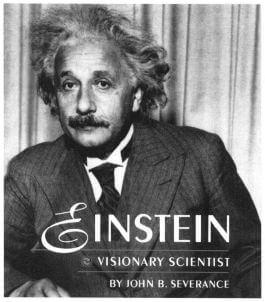Einstein: Visionary Scientist book cover
