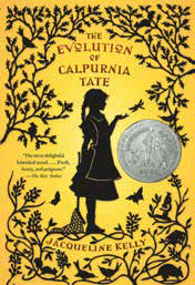 The Evolution of Calpurnia Tate book cover